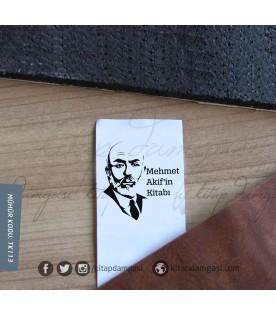 Mehmet Akif Ersoy Temalı Kitap Damgası