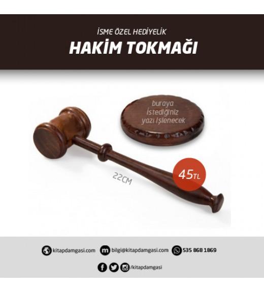 İsme Özel Hakim Tokmağı