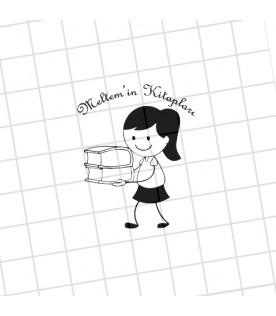 Kitapları Taşıyan Kız