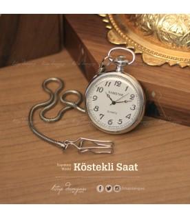 Köstekli Saat - Kapaksız Model