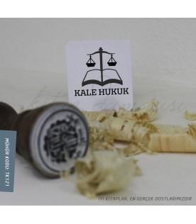 Avukat - Hukuk Temalı Mühür